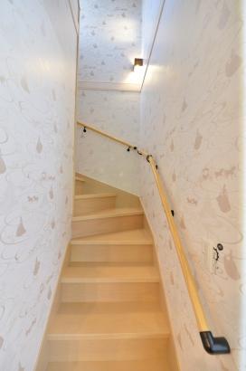 階段 壁紙