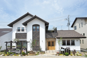 ABCハウジング 加古川住宅公園「深呼吸する家 を五感で体感する」モデルハウス