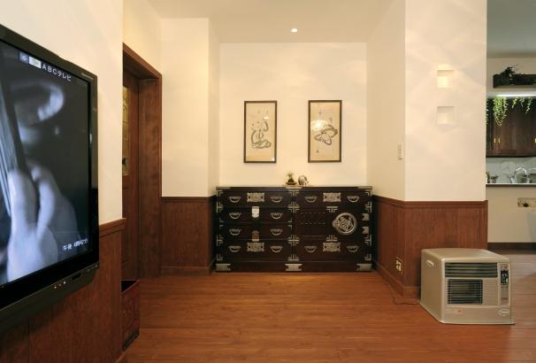 アンティーク家具の映える空間