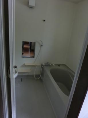 浴室Before