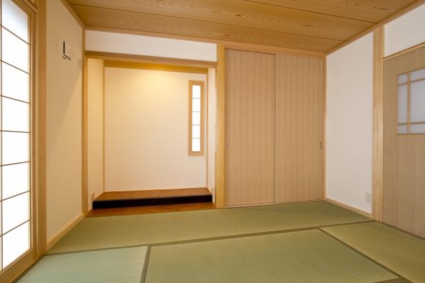 和室/漆喰壁