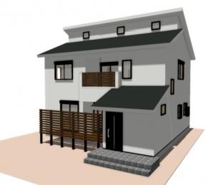 住宅外観画像5011