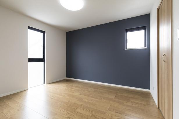 約7帖の寝室にはWICもあります。