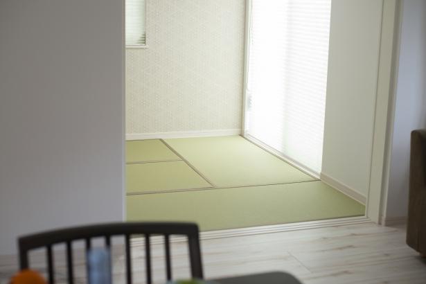 ストークガーデン曽根5号地-モデルハウス 和室-
