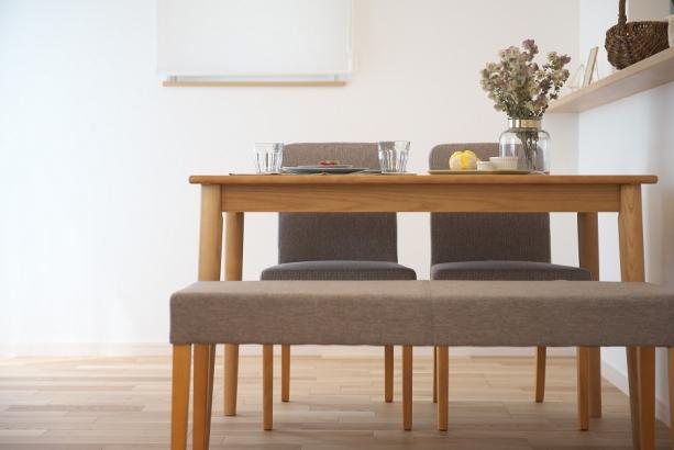 好きな家具とともに。