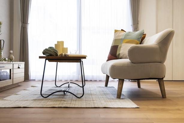 家具や雑貨一つ一つにもこだわっています。
