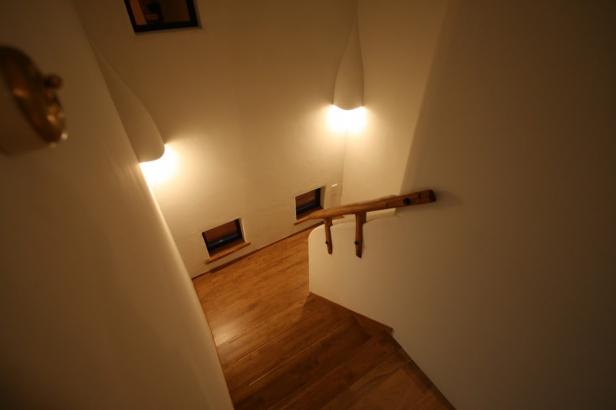 家族を守り、3世代住み継げる家forest-style 階段