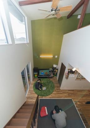 姫路市新築注文住宅施工事例