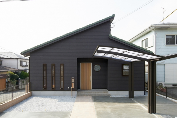 参考価格2000万円の平屋住宅