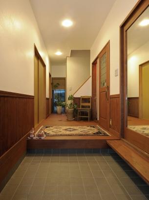 リフォーム After 玄関