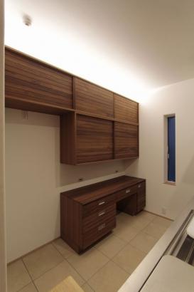 キッチン造り付け家具