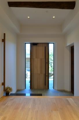 オークオリジナル玄関ドア