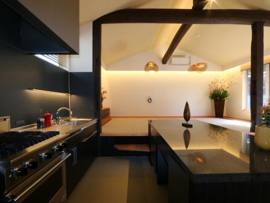 キッチン ミーレ食洗い機を搭載したオリジナルキッチン