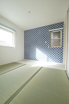 36坪 家 和室 施工事例