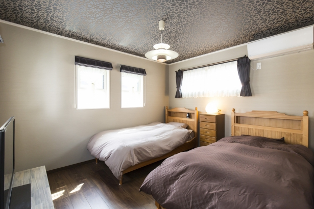 ベッドルーム 寝室
