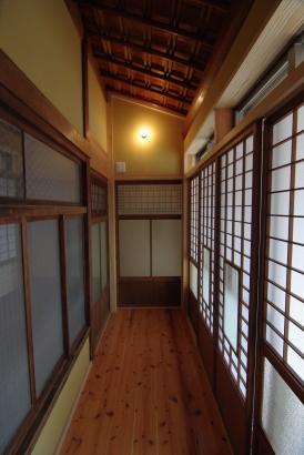 玄関/和室