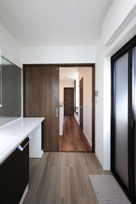2階 浴室水廻り
