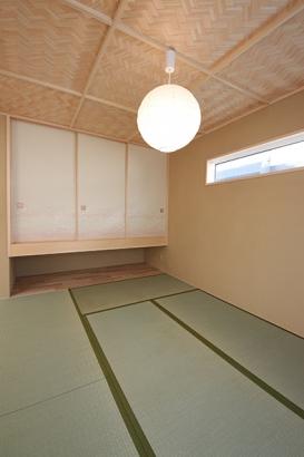 和室 網代天井
