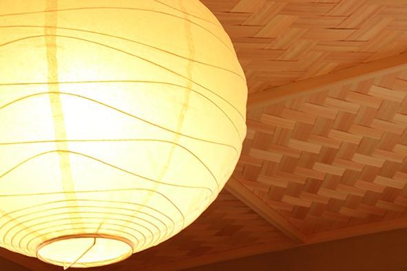 網代天井 和室