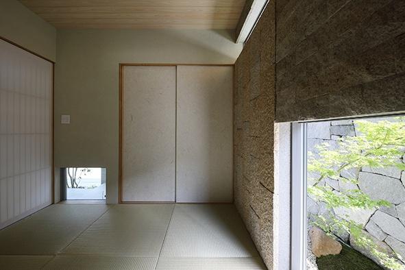 和室 地窓