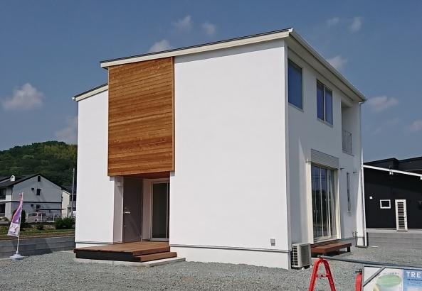 TRETTIO東保モデルハウス