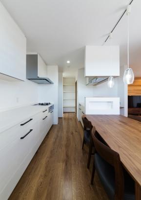 LDK3 キッチン