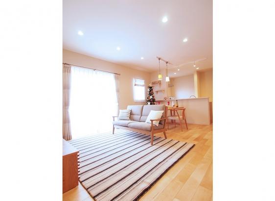 家具や照明もトータルコーディネート